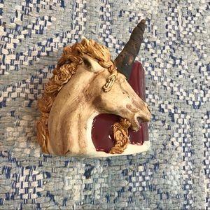 Unicorn Candleholder